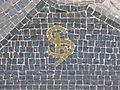 Luisenfriedhof III - Grab Grisebach, Mosaik (Detail1).jpg
