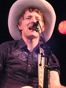 Luke Doucet at NXNE 2007.JPG
