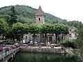 Lunas (Hérault, Fr) l'église.JPG