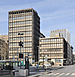 Luxembourg City Centre E Hamilius from rue Aldringen.jpg