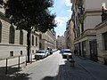 Lyon 2e - Rue de l'Abbaye d'Ainay 2 (mars 2019).jpg