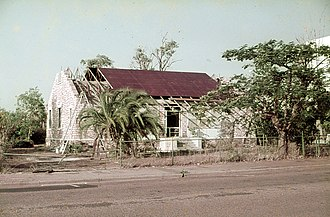 Lyons Cottage - Image: Lyons Cottage Circa 1978