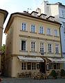 Měšťanský dům U Gürtlů (Malá Strana), Praha 1, Na Kampě 3, Malá Strana.JPG