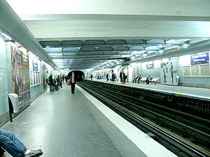 Paris Métro Line 1