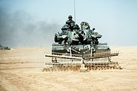 M728 Combat Engineer Vehicle with mine rake.jpg