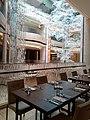MC 澳門 Macau JW Marriott 萬豪酒店 hotel restaurant 自助餐廳 lobby interior November 2019 SS2 01.jpg