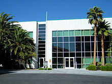 Mgm Mirage S Corporate Support Center In Paradise Nevada