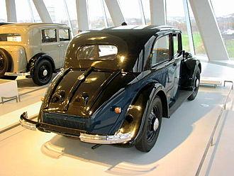 Mercedes-Benz 130 - Mercedes-Benz 130 (1935)