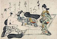Earliest recorded history of homosexuality in japan