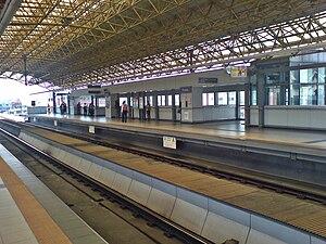 Pureza LRT station - Pureza Station