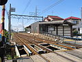 MT-Shima-ujinaga Station-Platform for Gifu.JPG