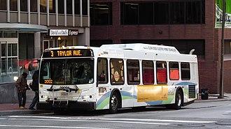 Route 3 (MTA Maryland) - Image: MTA Maryland 9094 3