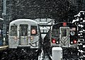 MTA New York City Transit Prepares for Winter Storm (25634221428).jpg