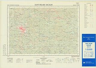 Sant Hilari Sacalm Mapa.File Mtn25 0333c3 1985 Sant Hilari Sacalm Jpg Wikimedia