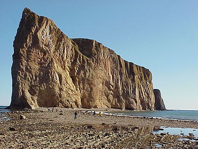 The Percé Rock