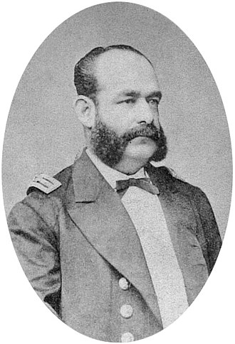 Miguel Grau Seminario - Peruvian Admiral during the War of the Pacific