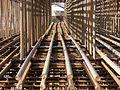 Maastricht 2012; IJzerconstructie bij A2 ondertunneling.JPG