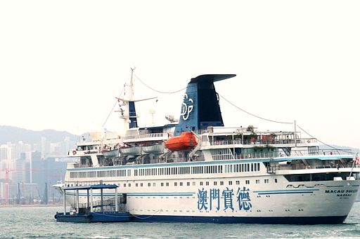 Macau Success Cruise Ship (Hong Kong)