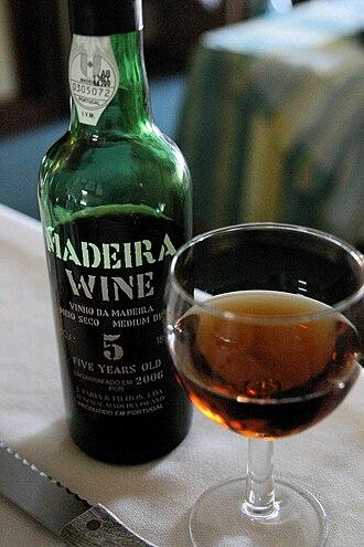 Madeira wine - Madeira wine