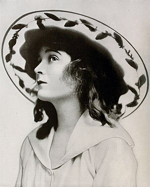Mae Marsh - Photo of Marsh from The Photo-Play Journal (July 1916)