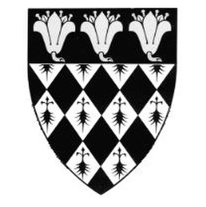 Magdalen College School, Brackley - Image: Magdalen College School Brackley crest