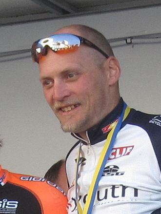 Magnus Bäckstedt - Bäckstedt in 2011
