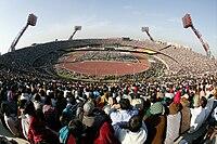 Estadio Jawaharlal Nehru, India 200px-Maharaji_Nehru_stadium