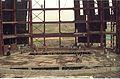 Main Auditorium Stage Area Under Construction - Convention Centre Complex - Science City - Calcutta 1995-April 062.JPG