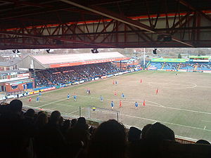 Edgeley Park - Main Stand