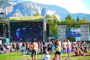Virgin Mobile Canada - Virgin Mobile presents Squamish Valley Music Festival (2013)