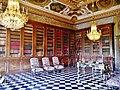 Maincy Château de Vaux-le-Vicomte Innen Bibliothéque 3.jpg