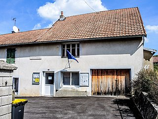 Lanthenans Commune in Bourgogne-Franche-Comté, France