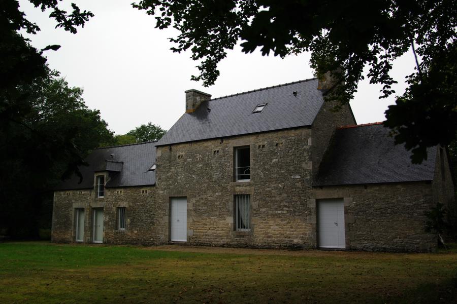 Maison au Petit-Garrouët à Trébédan