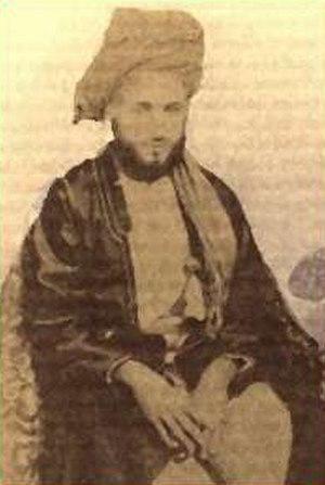 Majid bin Said of Zanzibar - Majid bin Said of Zanzibar