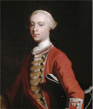 Edward Wolfe - Edward Wolfe's son James Wolfe, who was to find fame in the Seven Years' War