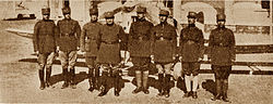 Major Officers of IIAF-1933