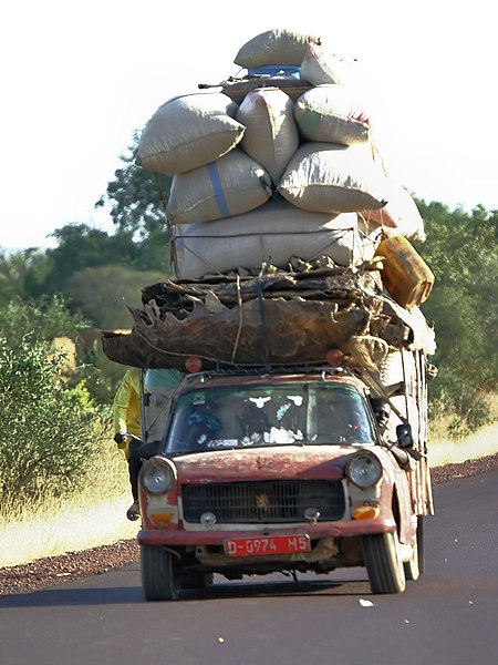 File:Mali - local transport.jpg