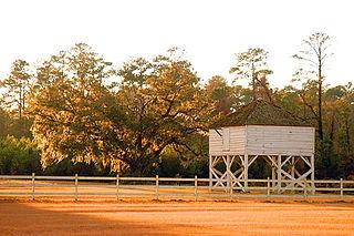 Winnowing barn