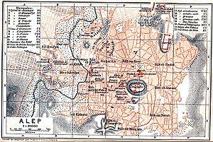 Ancient City of Aleppo - Aleppo in 1912