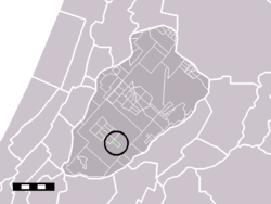 Kabel in the municipality of Haarlemmermeer.