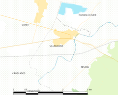 Map commune FR insee code 11421.png