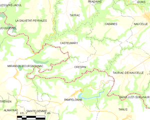 Map commune FR insee code 12085.png