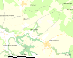 Map commune FR insee code 21055.png