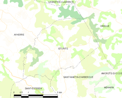 Map commune FR insee code 64277.png