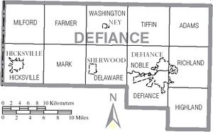 Defiance County, Ohio   Wikipedia