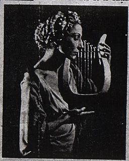 María Ruanova Argentine prima ballerina