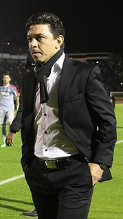 Marcelo Gallardo Argentine association football player