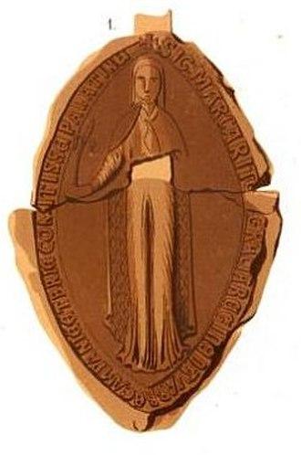 Margaret of Bourbon, Queen of Navarre - Image: Margaret Bourbon