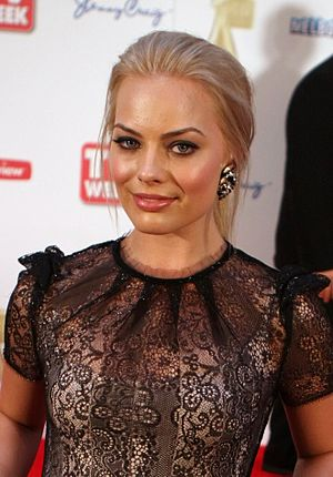 Margot Robbie - Robbie at the 2011 Logie Awards