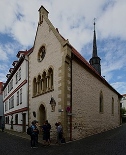Kleine Arche in Erfurt